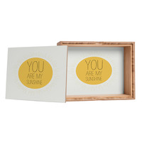 Allyson Johnson You Really Are My Sunshine Jewelry Box