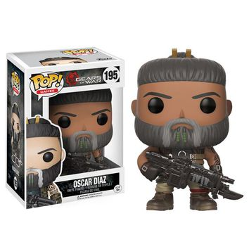 Oscar Diaz Funko Pop! Games Gears of War
