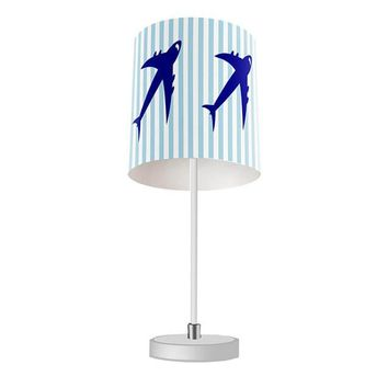 Jet Airplane Table Lamp