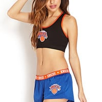 New York Knicks Shorts
