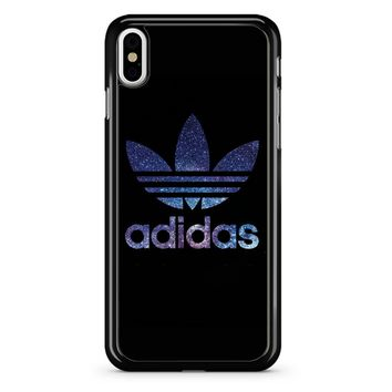 Adidas Logo iPhone X Case