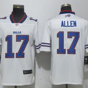 New Nike Buffalo Bills 17 Allen White 2017 Vapor Untouchable Limited Playe