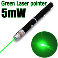 1PCS Powerful Green/Red /Blue Laser Pointer Pen Beam Light 5mW Professional High Power Laser Hot Selling