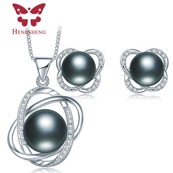 Classic Silver Jewelry Sets