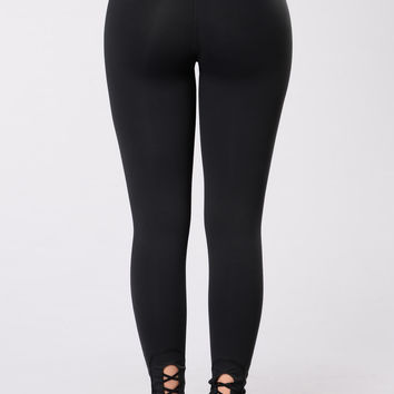 Get Active Pants - Black