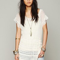 Free People Womens Phoenix Sweater Tunic