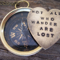 LOTR  Lord of the Rings  working compass  secret by TheMeltonPot