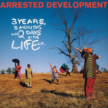 Arrested Development ‎– 3 Years, 5 Months And 2 Days In The Life Of... LP