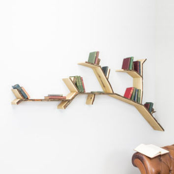 Tree Branch Wall Shelf