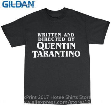 Breathable Men'S Short Quentin Tarantino Tribute Pulp Fiction Reservoir Dogs O-Neck Compression T Shirts