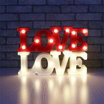 Valentines Day Decor Romantic DIY Wedding Decoration