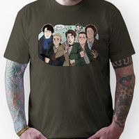 Moar Superwholock Unisex T-Shirt