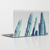 Cactus #society6 Decor #fashion #lifetsyle Laptop & iPad Skin by 83oranges.com | Society6