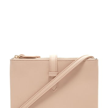 Faux Leather Crossbody | Forever 21 - 1000170825