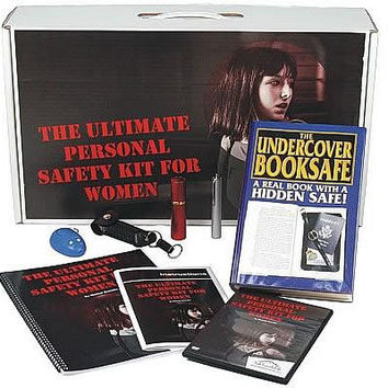 Ultimate Women's Survival Kit