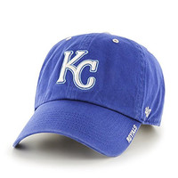 MLB Kansas City Royals Ice Clean Up Adjustable Hat, One Size, Royal