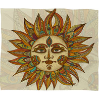 Valentina Ramos Helios Fleece Throw Blanket
