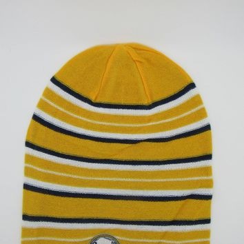 Buffalo Sabres Men's Reebok Reversible Knit Hat