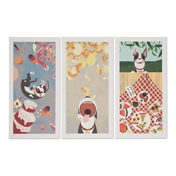 Feast Lithograph Set - Limited Edition