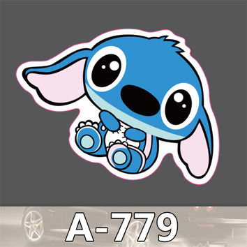 A-779 Car styling Home decor jdm car sticker  auto laptop sticker decal motorcycle fridge skateboard doodle stickers car-styling