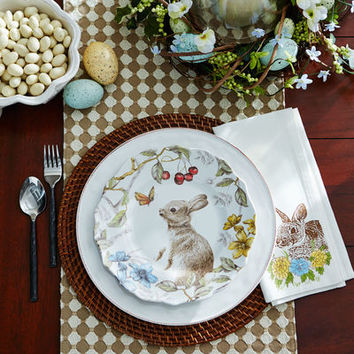 Sofie the Bunny Plate