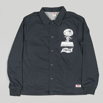 TSPTR Beagle Has Landed Coaches Jacket Navy