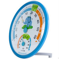 Nursery Thermometer and Humidity Meter by Baby in Motion