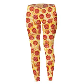 Party Pizza Leggings
