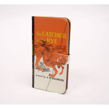 Catcher in the Rye Case for iPhone and Samsung
