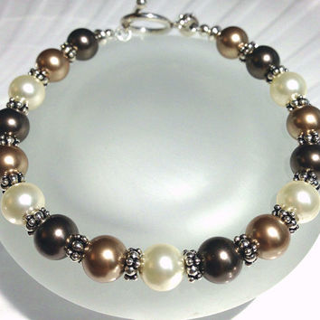 Blue Grey Pearl Necklace 2fa2d62448