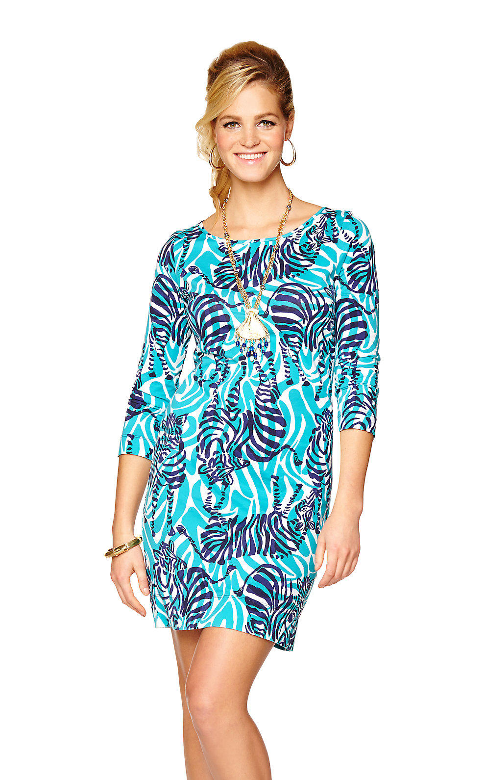 Lilly Pulitzer Marlowe Boatneck T Shirt From Lilly Pulitzer