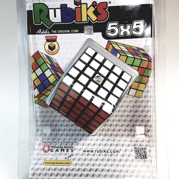 Winning Moves Rubiks The Original Cube 5x5 Puzzle Game/Cube