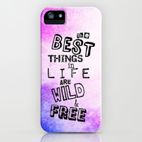 The Best Things iPhone & iPod Case by M Studio