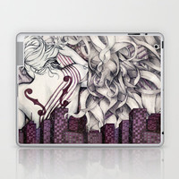 New York Sound Laptop & iPad Skin by Frances Louw | Society6