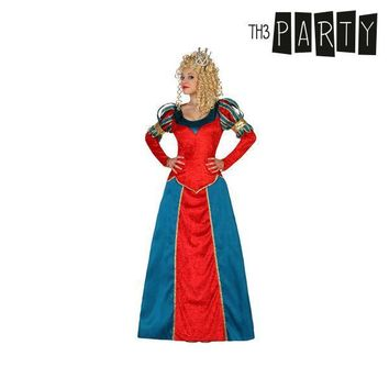 Costume for Adults Th3 Party Medieval queen