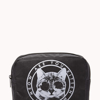 Are You Kitten Me Cosmetic Case