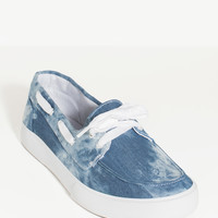 Aubree-G Seaside Chic Boat Shoe