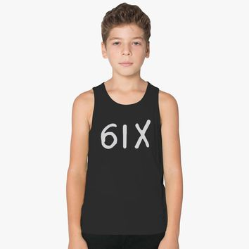 Drake-Six Kids Tank Top