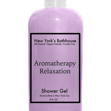 Aromatherapy Relaxation Shower Gel