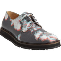 Maison Martin Margiela Holographic Flower Oxford at Barneys New York at Barneys.com