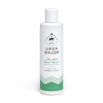 URSA MAJOR CITRUS RIOT BODY WASH