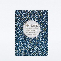 My Life: An Autobiographical Journal - Urban Outfitters
