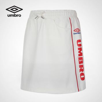 UMBRO Woman New Pattern Skirt Ventilation Straight Skort Half-body Skirt  Skort Quick Dry Sports Skirts UI183AP3908