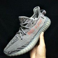 Adidas Yeezy 550 Boost 350 V2 gray-white
