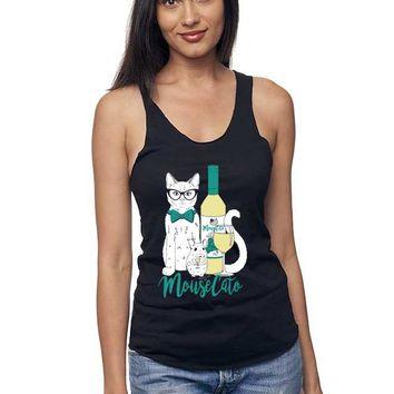 MouseCato Tank Top
