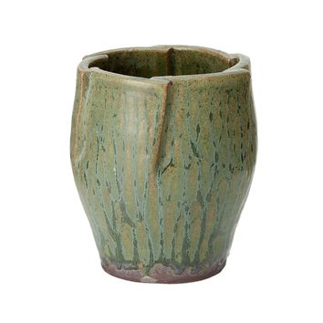 Tuscan Handmade Ceramic Vase - Home Decor  | Madison Park