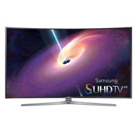 "Samsung 4K 65"" SUHD Smart Curved TV"