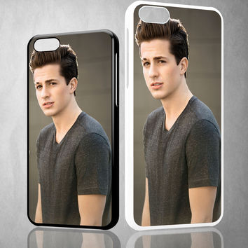 charlie puth 2015 X0520 iPhone 4S 5S 5C 6 6Plus, iPod 4 5, LG G2 G3 Nexus 4 5, Sony Z2 Case