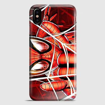 Amazing Spiderman iPhone X Case