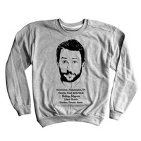 Charlie Kelly Sweatshirt | It's Always Sunny in Philadelphia Sweater | Funny TV Clothing